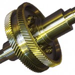 precision-ground-gears-spiral-gear-assembly